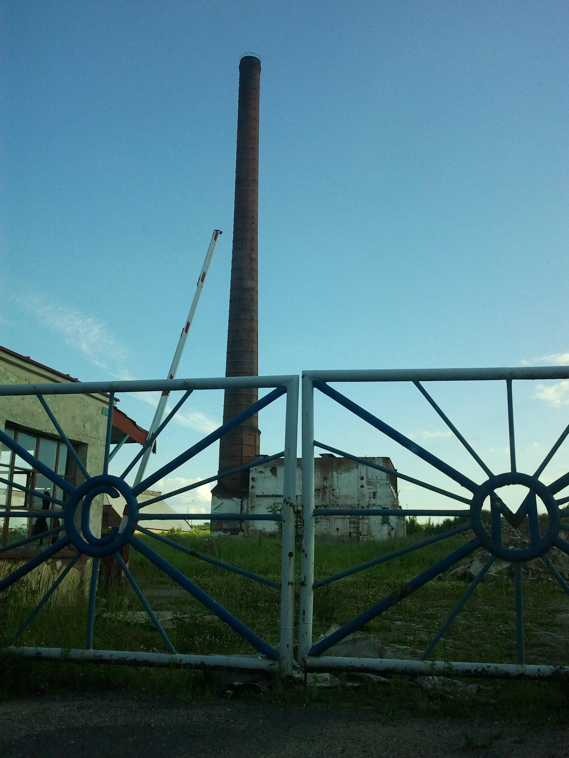 Kominy - cukrowani w Malczycach