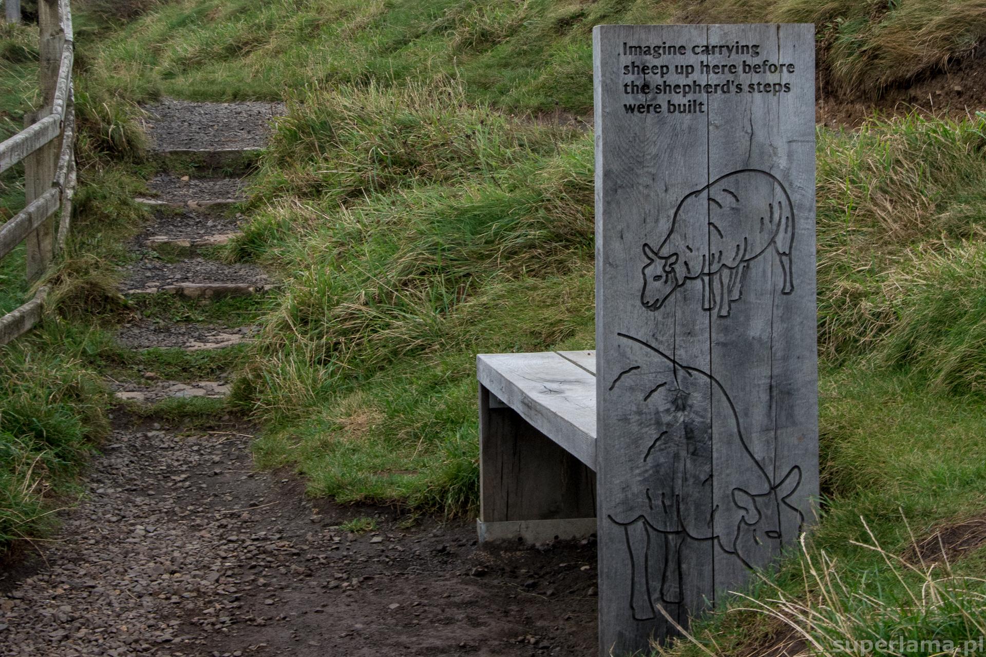 Shepherd's Steps