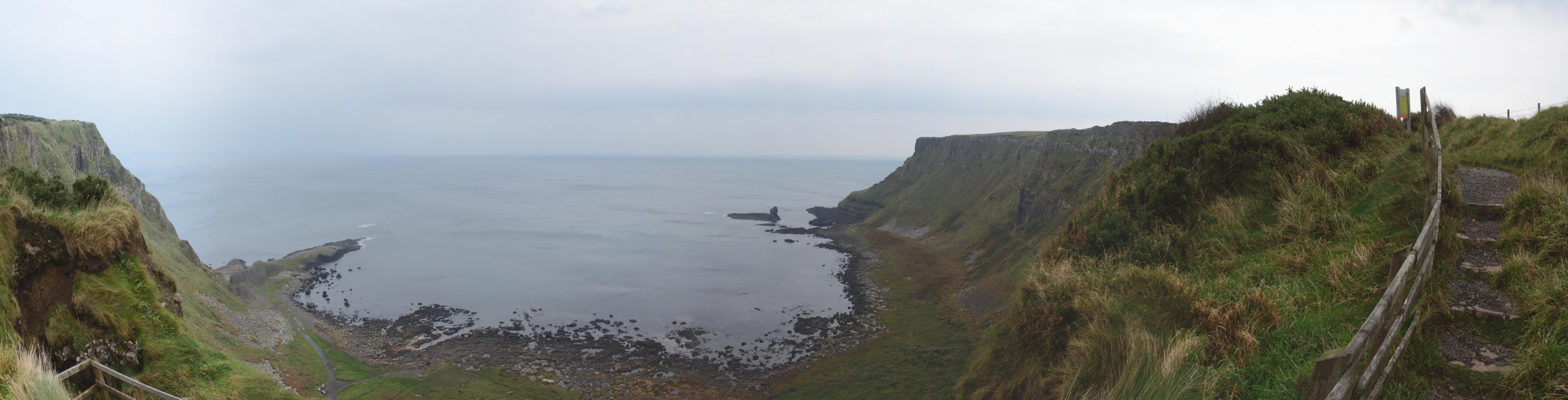 Sheperd's Steps Giant's Causeway