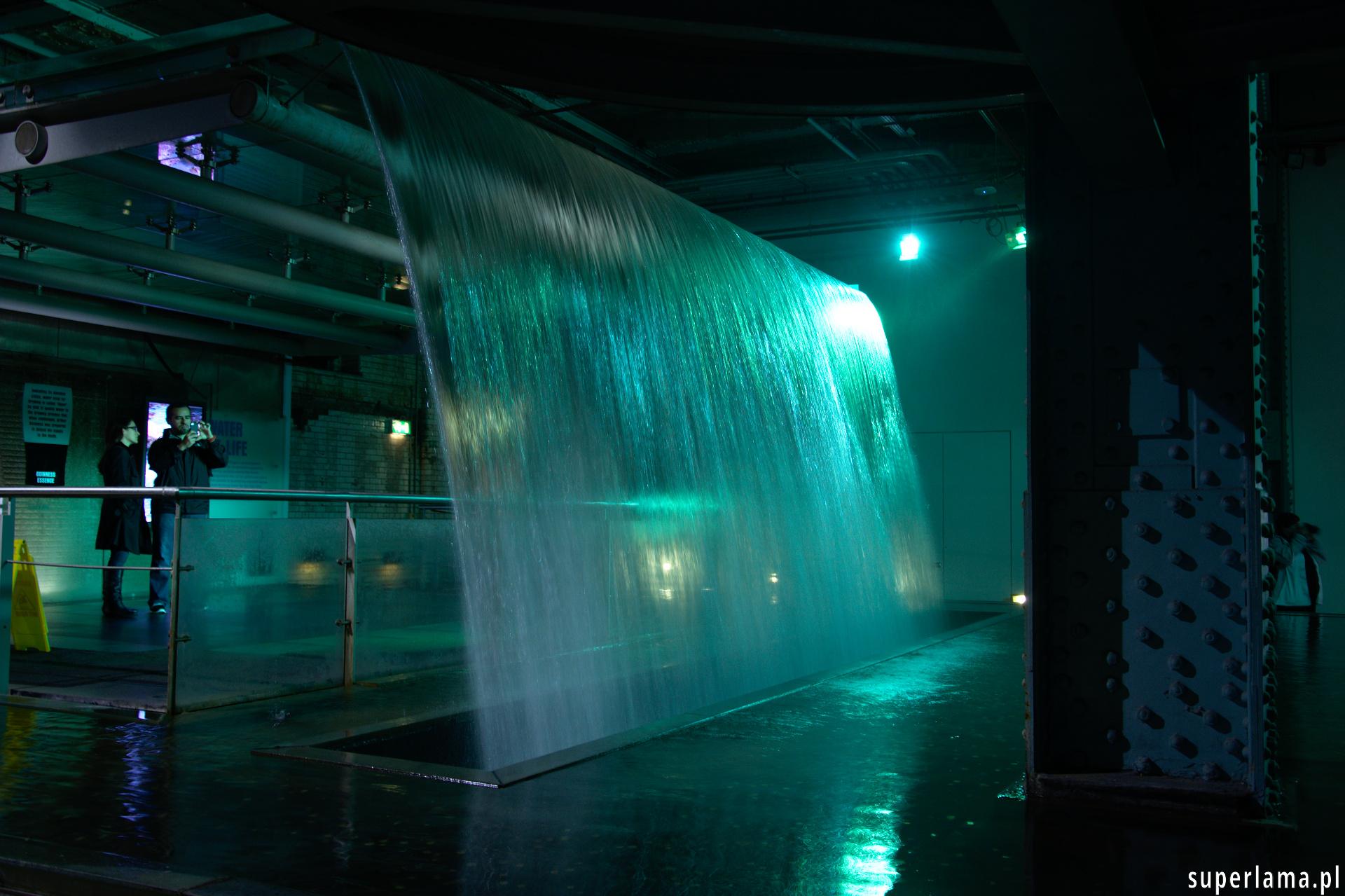 guinness - water - woda